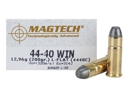 Ammunition .44-40 Win LFN - 50 pcs
