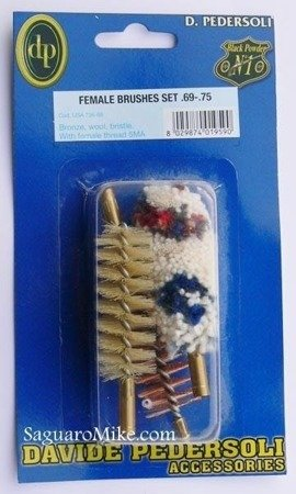 Brush set .45/.50