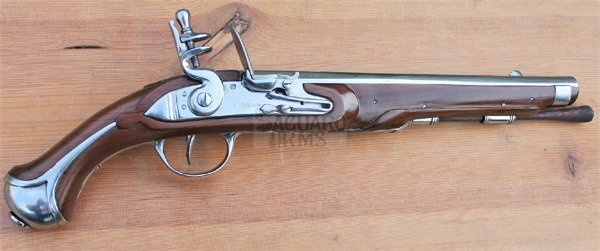 French Navy Pistol 1733