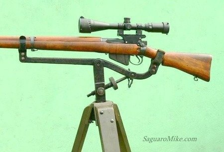 Scope Mount base for Lee Enfield