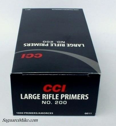 Small Riffle Primers BR-4