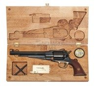 "Box  for revolver 2 - Remington 8"" Uberti"