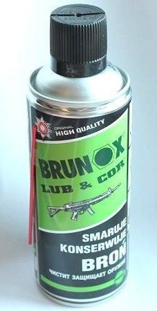 Brunox Lube&Cor Spray (400ml)