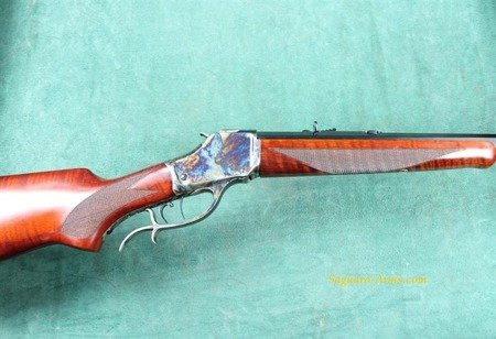 High Wall Sporting 45-70 Uberti