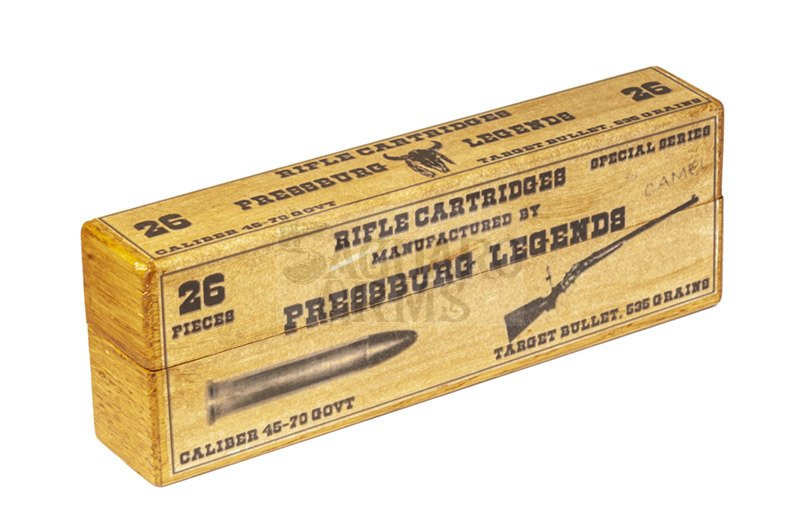Ammunition box -26 pcs 45-70