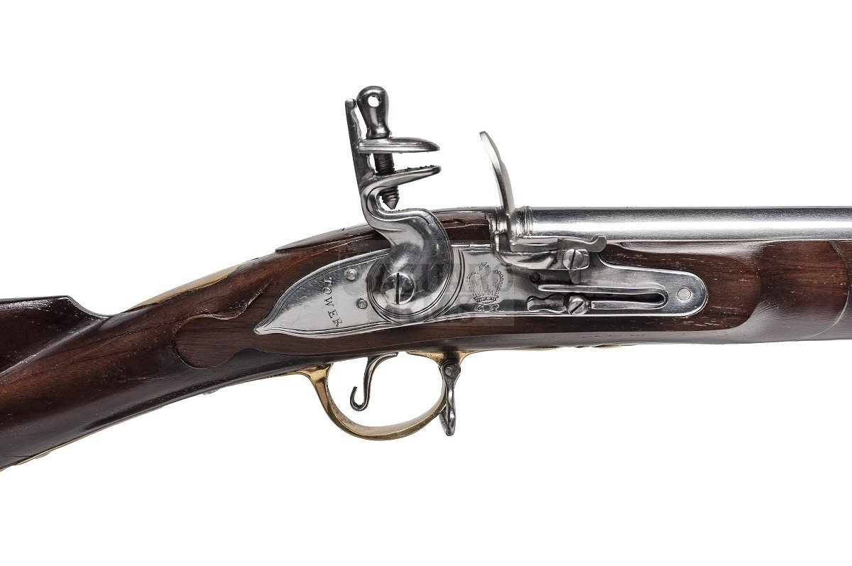 Brown Bess  75 Long Land Pattern 1720