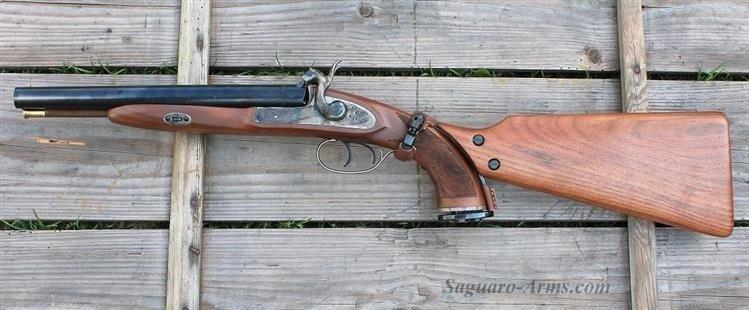 Shoulder stock for Howdah Huntter pistol