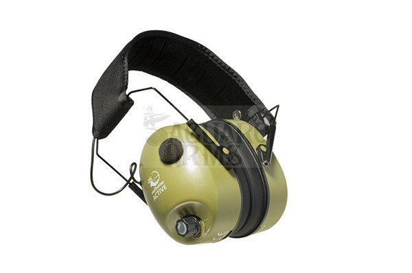Active Ear Protector olive