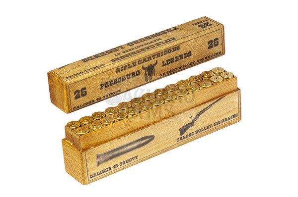 Ammunition box -26 pcs 45-90