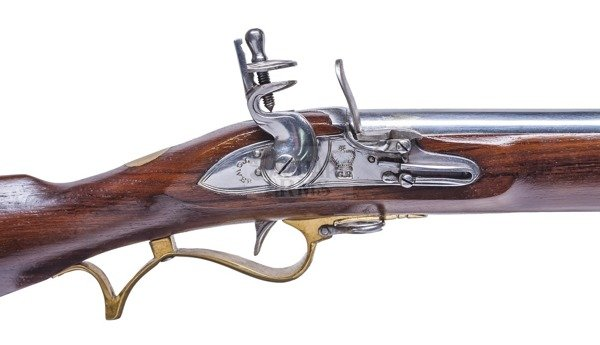 Baker flintlock rifle