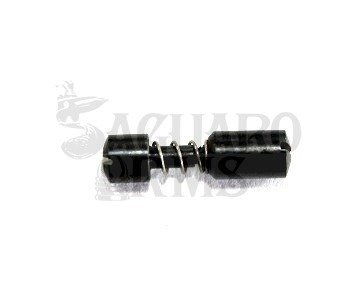 Base pin screw and nut for  Cattleman Ubertii