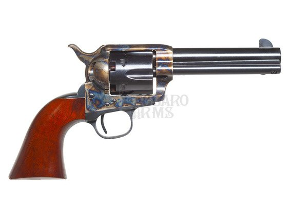 Black Powder Revolvers Cattleman percussion 4,75""