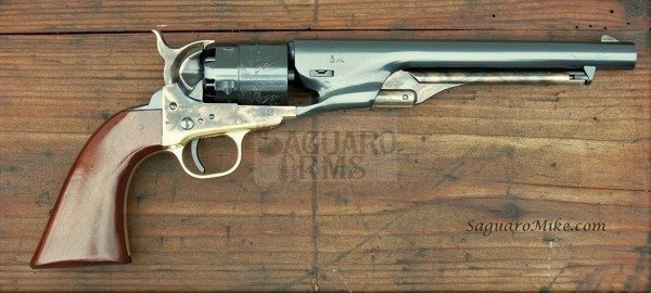 Black Powder Revolvers Colt Army 1860
