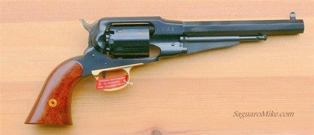 Black Powder Revolvers Remington New Model Army 7 3/8""