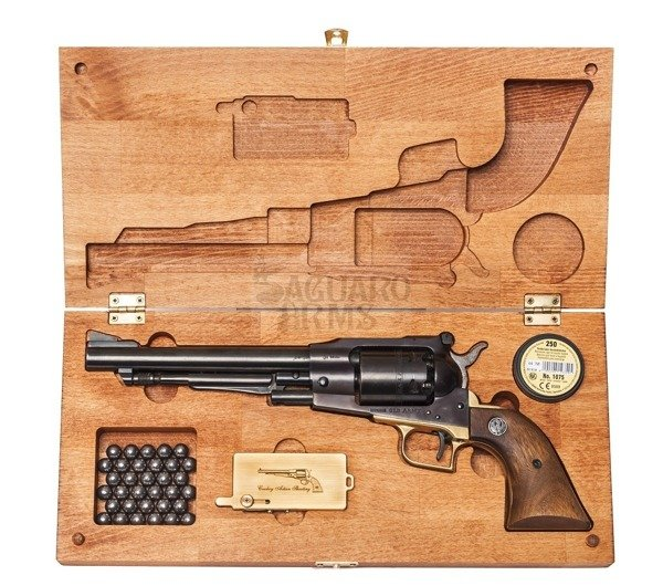 Box  for revolver 10 Ruger 7,5""