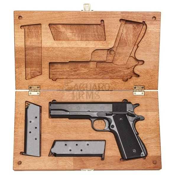 Box  for pistol 11 - Colt 1911M1A1