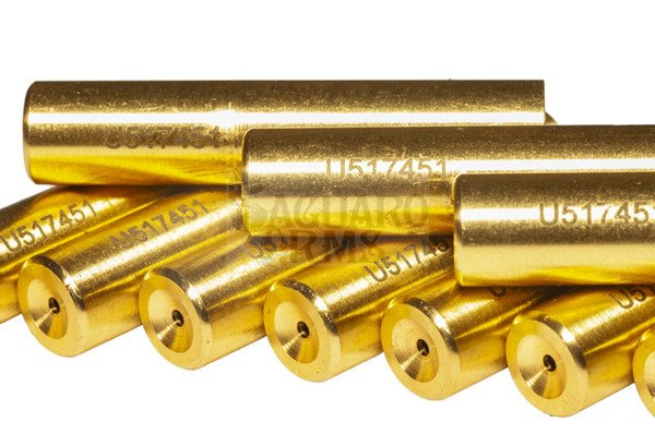 Brass shell cases Sharps .45 Original Design