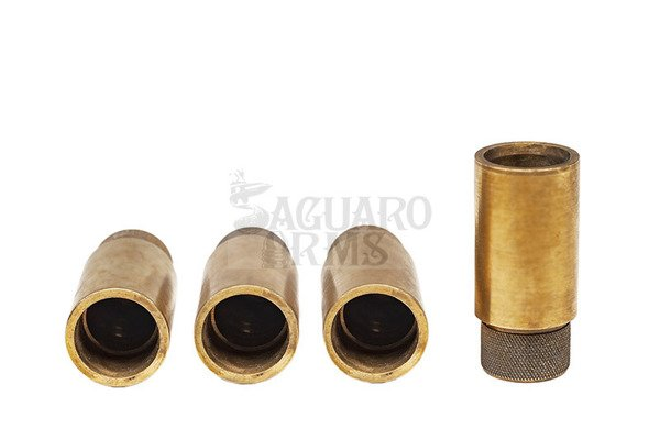 Brass shell cases for Smith .50