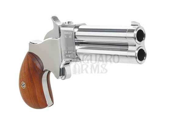 "Derringer .45 3"" CHROME"