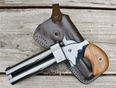 "Derringer .54  .4,5"" black"