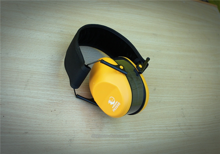 Ear Protector passive  yellow