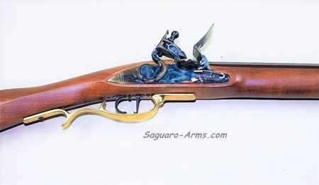 Frontier flintlock rifle .54