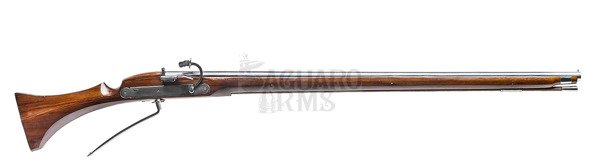 Matchlock Musket 17th century with lever