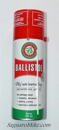 Universal oil for Ballistol black powder guns 50ml