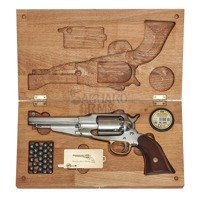 "Box  for revolver 4- Remington 5,5"" Uberti"