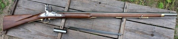 Brown Bess  India Pattern