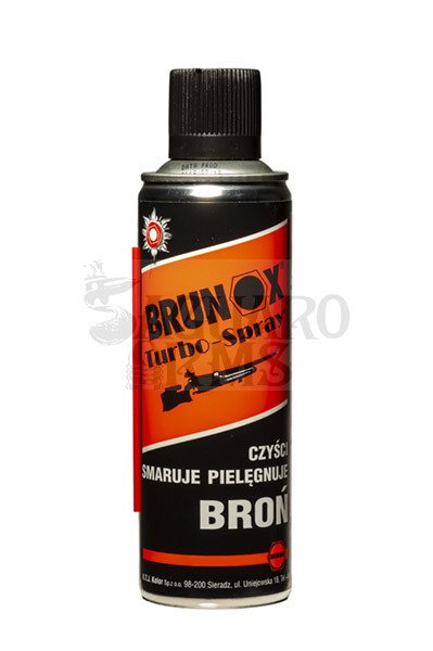 Brunox turbo spray (400 ml)