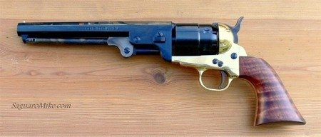 Colt 1851 Navy - Rewolwer czarnoprochowy Reb Nord .44 REB44