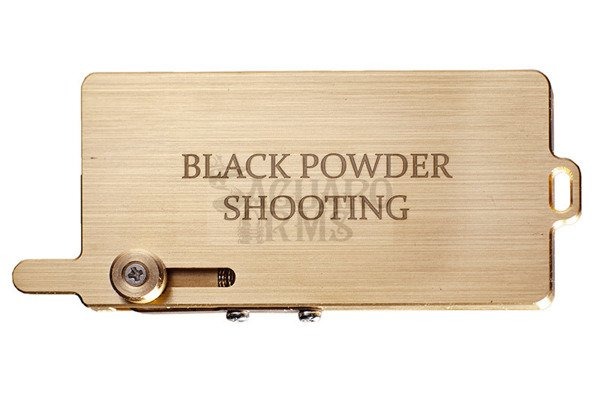 Gold Capper BLACK POWDER SHOOTING