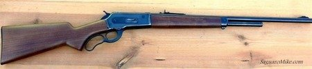 Lever Action 1886/71 Wildbuster kal. 45-70