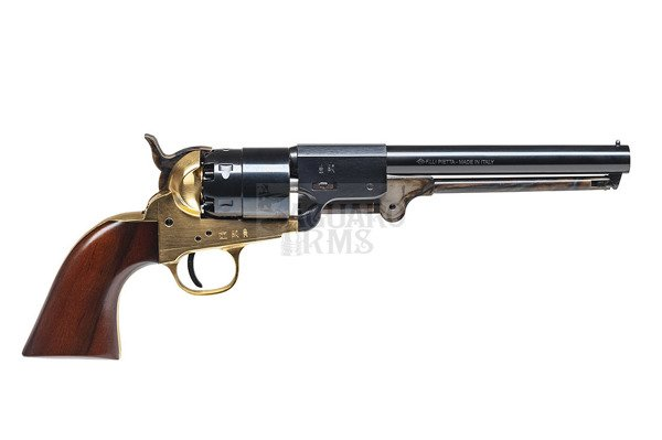 Rewolwer czarnoprochowy Colt Navy 1851 Reb Confederate .44  CFT44