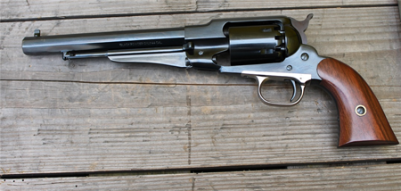 Rewolwer czarnoprochowy Remington Shooter .44 (RDT 44)