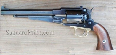 Rewolwer czarnoprochowy Remington Target .36  RGT36